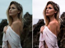 sharp lightroom presets for fashion photography