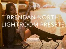 Brendan North Lightroom Presets