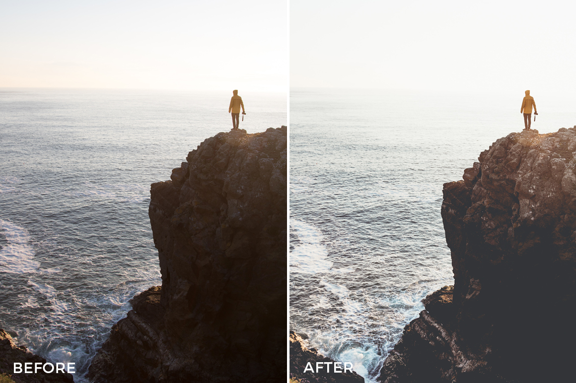 nature photography lightroom presets