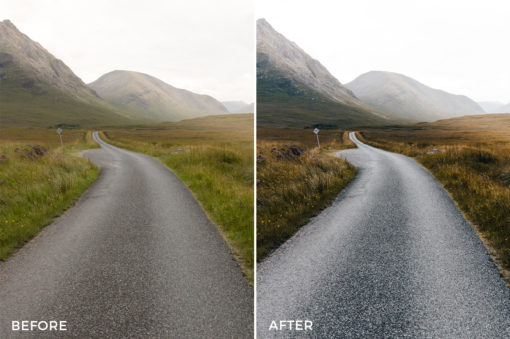 outdoor lightroom presets by cooper explores