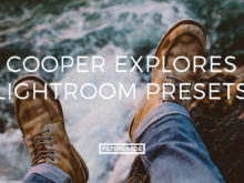Cooper Explores Lightroom Presets