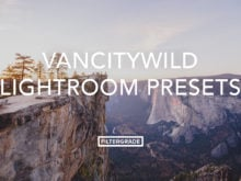 Vancity Wild Lightroom Presets for outdoor and travel photographers.