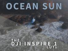 ocean sun luts color grades