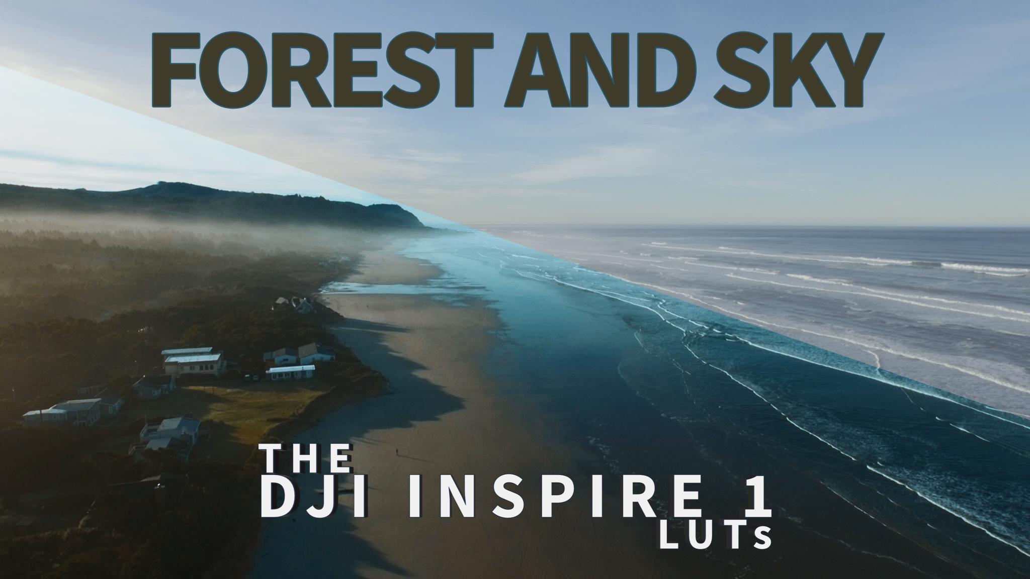 neumann films oceanic video luts for dji inspire 1