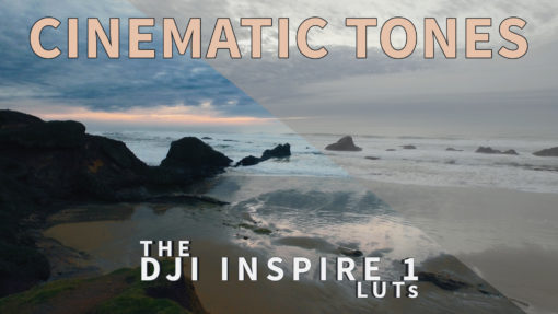 cinematic tones luts for drone videos