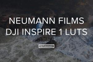 Neumann Films DJI Inspire 1 LUTs