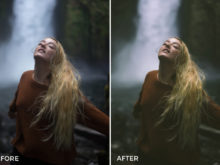 faded matte lightroom presets by chase loreto