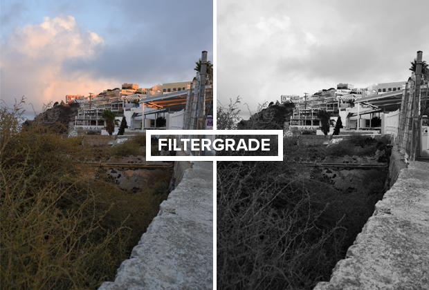 Free photo filters and effects from FilterGrade.
