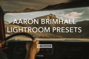 Custom Lightroom Presets by Aaron Brimhall.