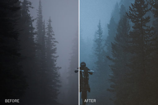 Foggy Lightroom Presets