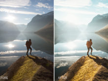 Bright Lightroom Presets from Aaron Brimhall