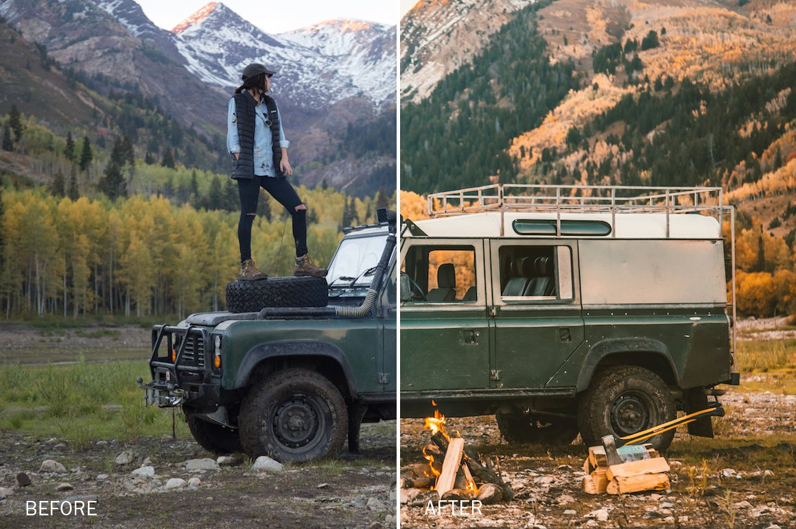 Adventure Presets from Aaron Brimhall