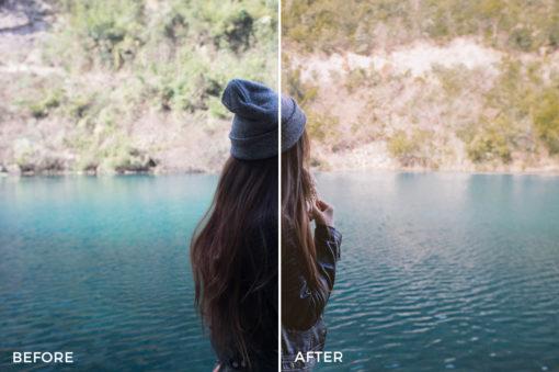 minimal film and lifestyle lightroom presets