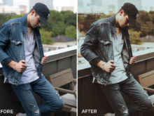 clay moss lightroom presets for fashion and portrait photographers
