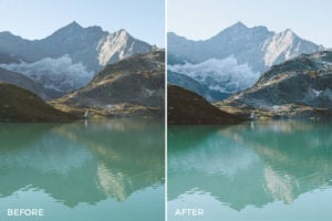 clean colors lightroom presets