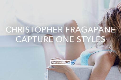 Christopher Fragapane Capture One Styles