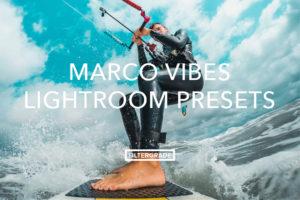 Marco Vibes GoPro Lightroom Presets
