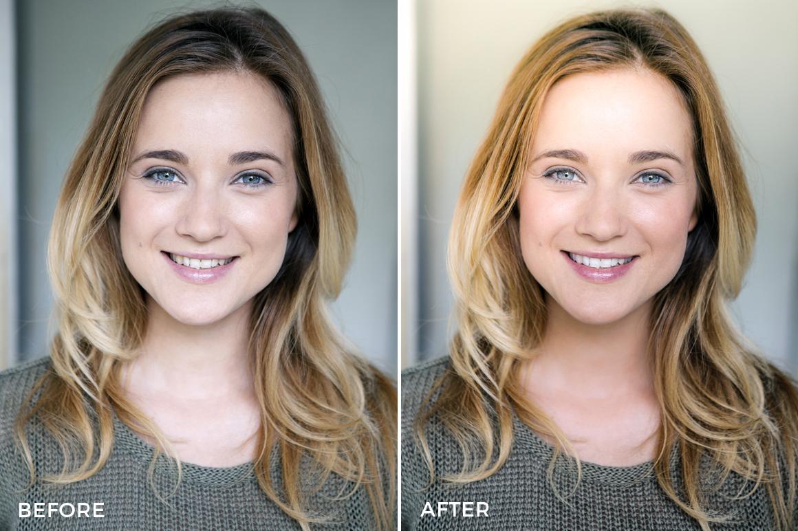 PhotoSerge Lightroom Portrait Essentials Presets