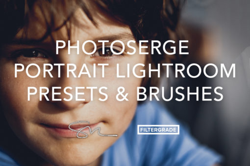 PhotoSerge Portrait Lightroom Presets & Brushes