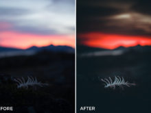 color change lightroom presets
