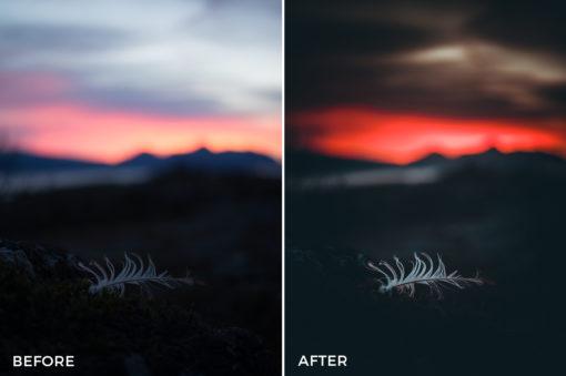 color change lightroom presets
