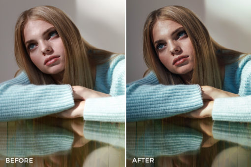 filters for fashion photography