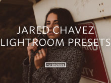 Jared Chavez Lightroom Presets for portrait and lifestyle photographers.