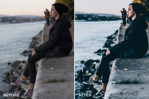 new lightroom presets from david erdelyi