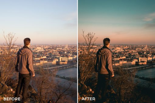 sharp contrast lightroom presets
