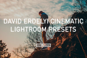 David Erdelyi Cinematic Lightroom Presets