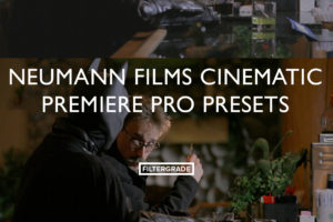 Neumann Films Cinematic Premiere Pro Presets