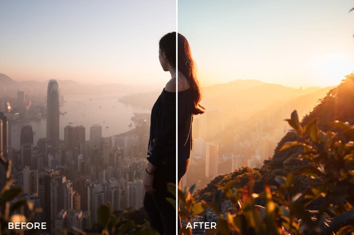 3 Mikesvisuals Lightroom Presets - FilterGrade