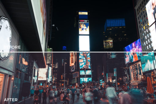 9 What Up New York Lightroom Presets Stéphane Legrand