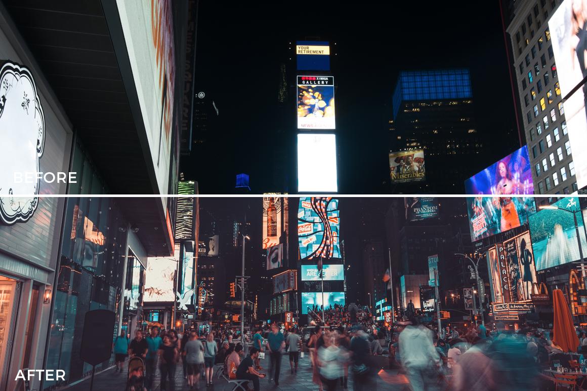 9 What Up New York Lightroom Presets Stéphane Legrand