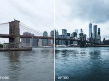 7 What Up New York Lightroom Presets Stéphane Legrand