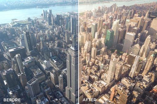 4 What Up New York Lightroom Presets Stéphane Legrand