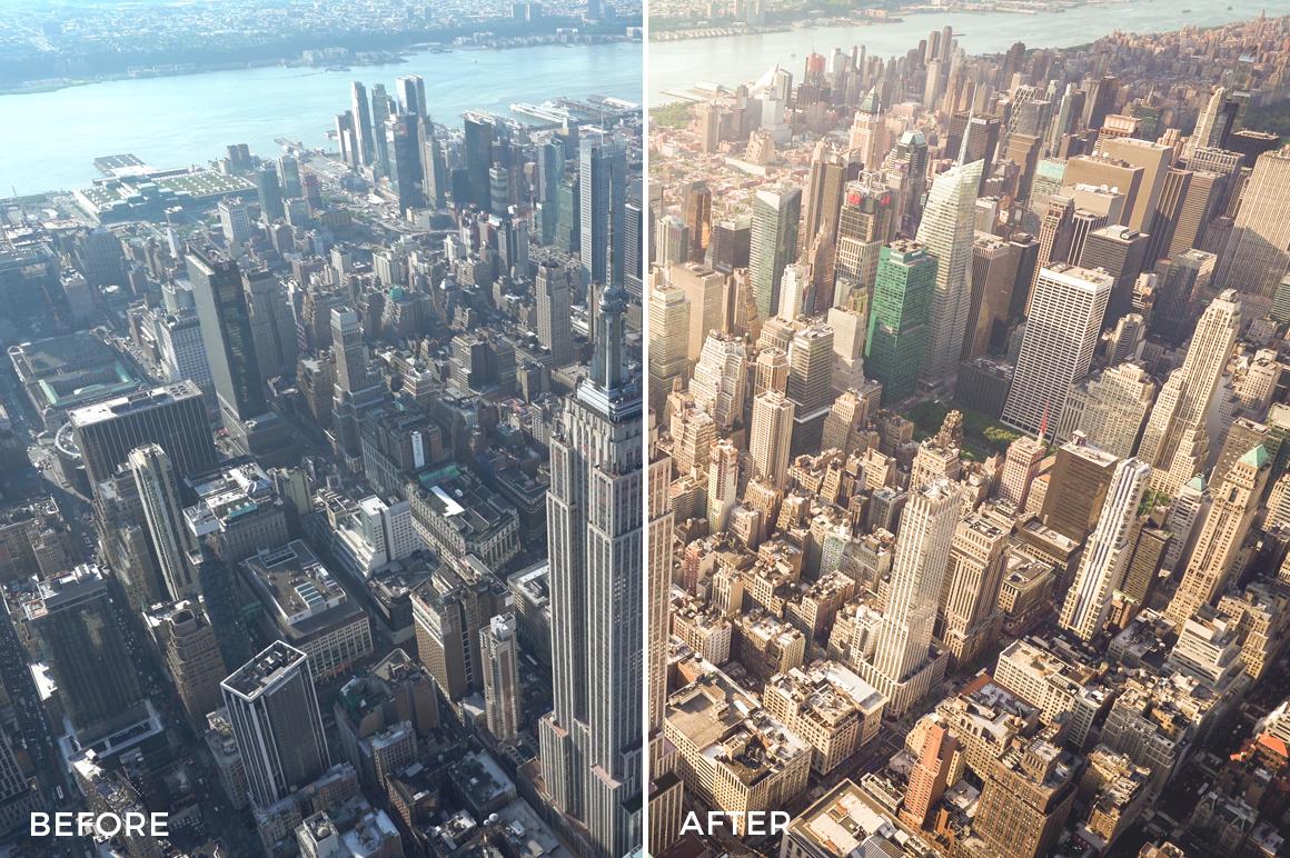 4 What Up New York Lightroom Presets Stéphane Legrand