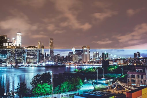 2 What Up New York Lightroom Presets Stéphane Legrand