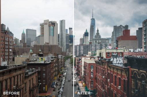 1 What Up New York Lightroom Presets Stéphane Legrand