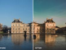 9 Bonjour Paris Lightroom Presets Stéphane Legrand