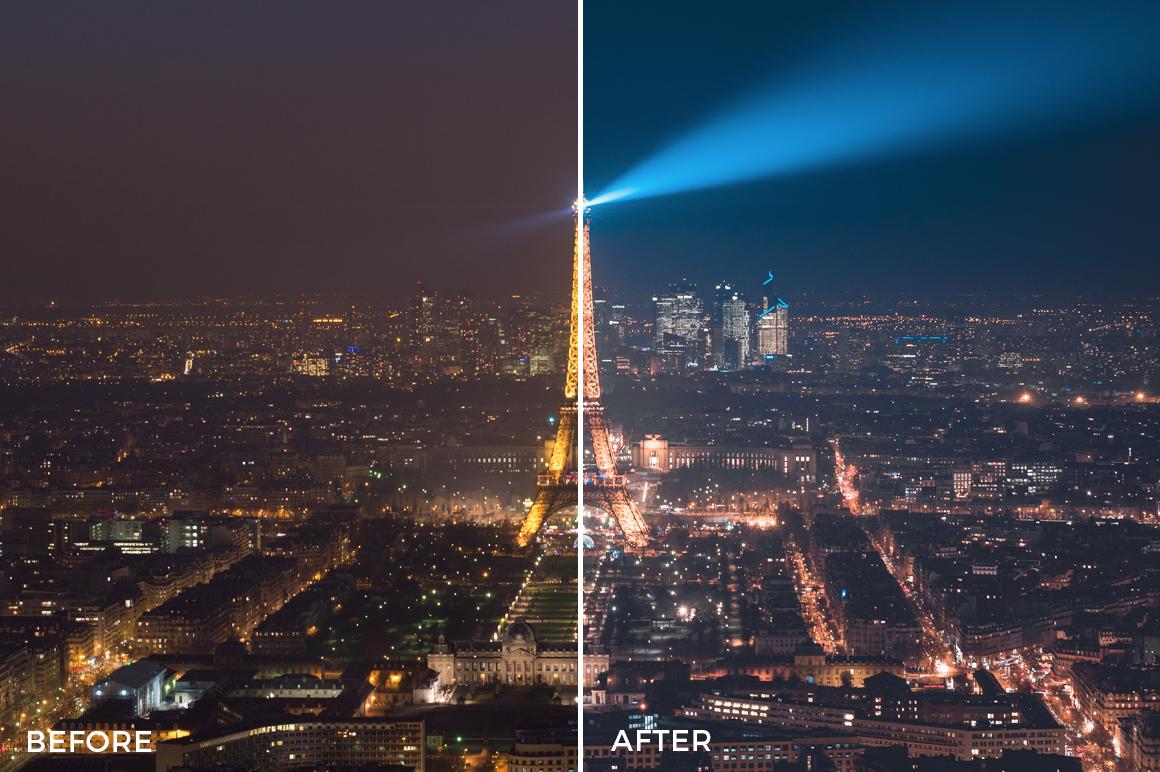 7 Bonjour Paris Lightroom Presets Stéphane Legrand
