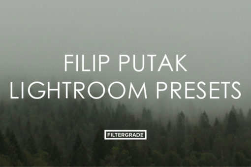 Featured Filip Putak Lightroom Presets Preview - FilterGrade Marketplace