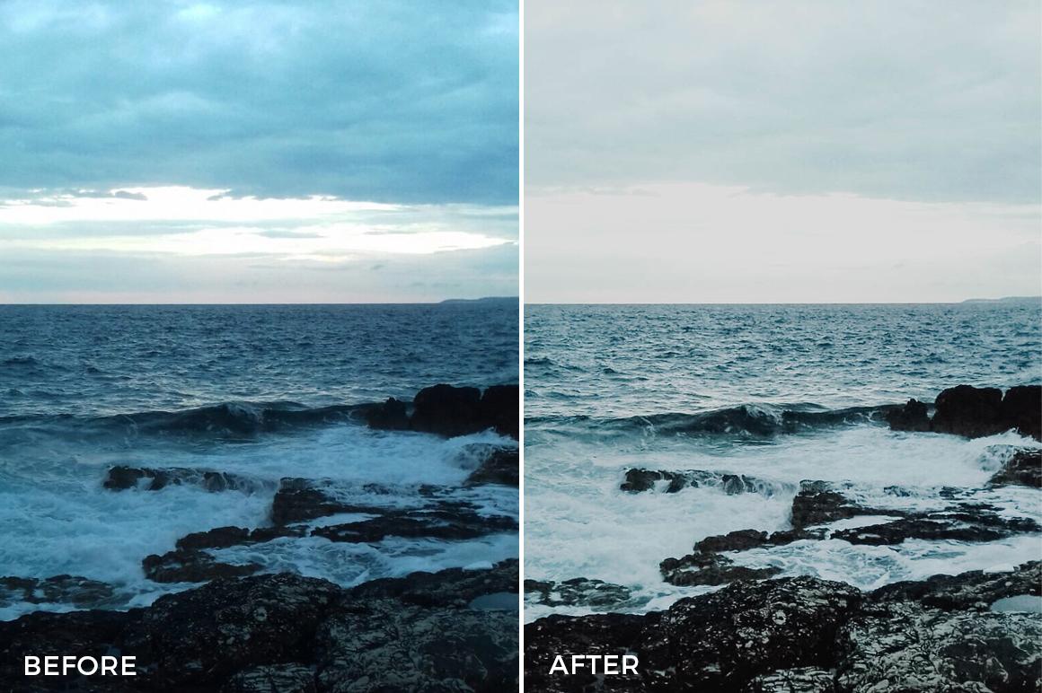 4 Filip Putak Lightroom Presets Preview - FilterGrade Marketplace
