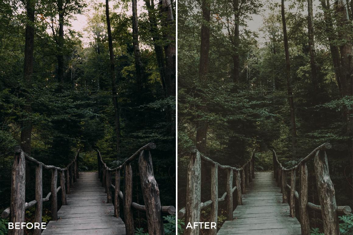 3 Filip Putak Lightroom Presets Preview - FilterGrade Marketplace