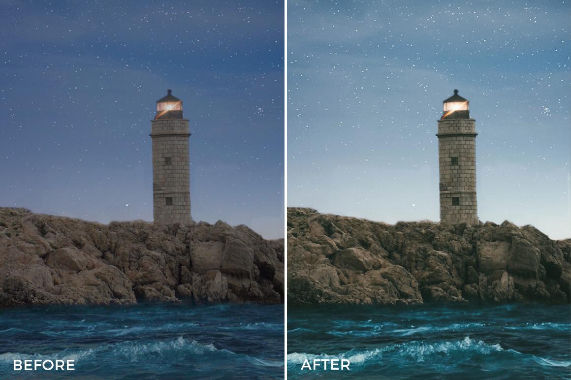1 Filip Putak Lightroom Presets Preview - FilterGrade Marketplace