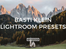 Featured Basti Klein Lightroom Presets - FilterGrade