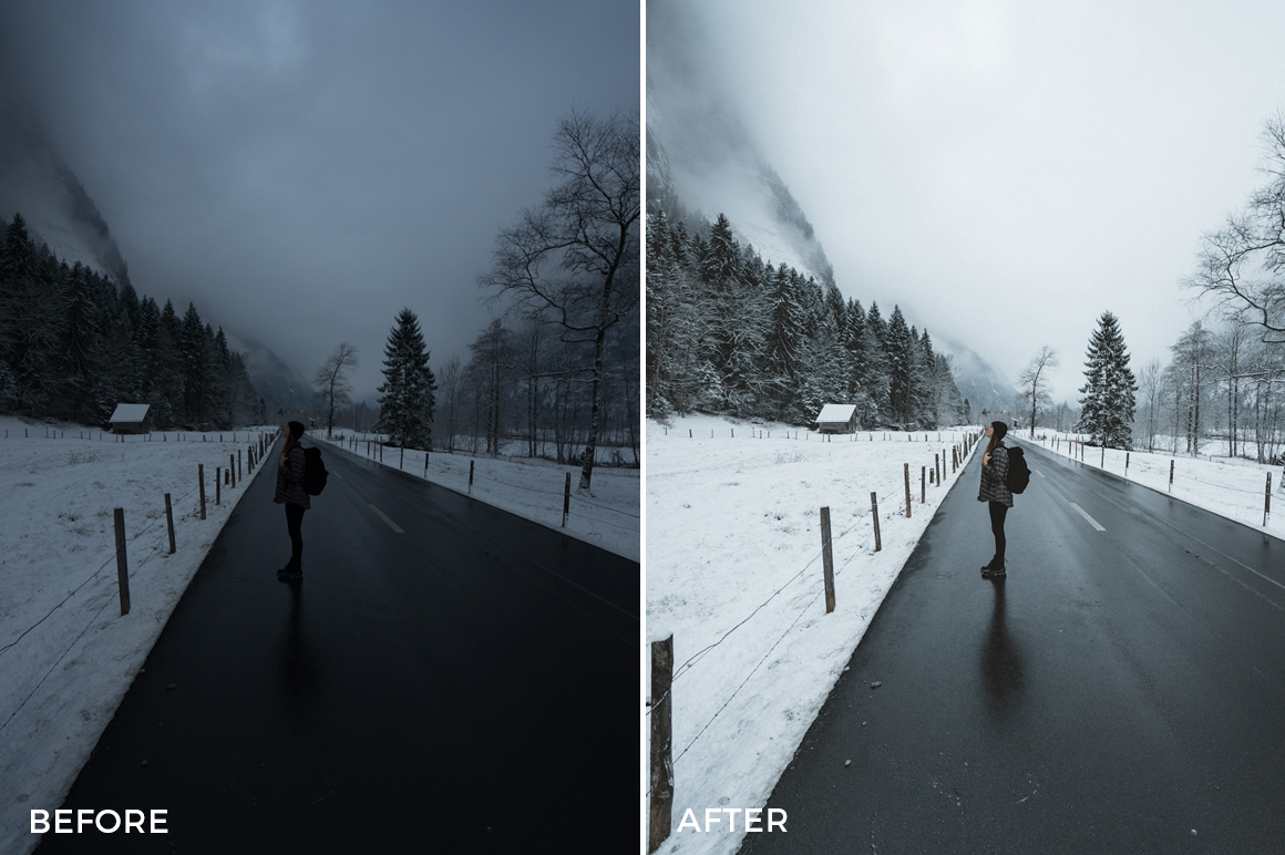 6 Basti Klein Lightroom Presets - FilterGrade