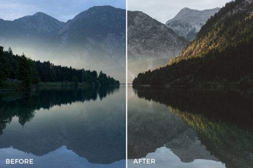 5 Basti Klein Lightroom Presets - FilterGrade