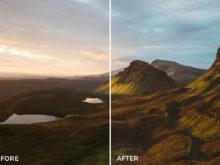 3 Basti Klein Lightroom Presets - FilterGrade