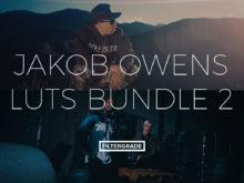 Jakob Owens LUTs Bundle 2